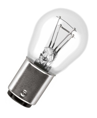 Лампа Osram P21/4W Original (12 В, двухконтактная)