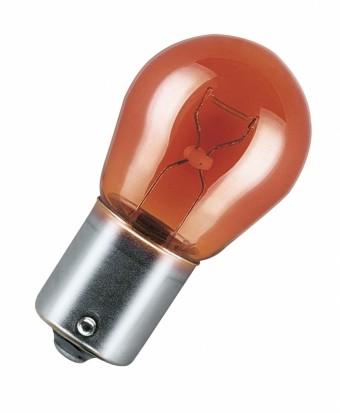 Лампа Osram PY21W Original (12 В, оранжевая)