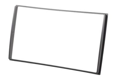 Переходная рамка Nissan Tiida - Carav-11-123 (2 Din)