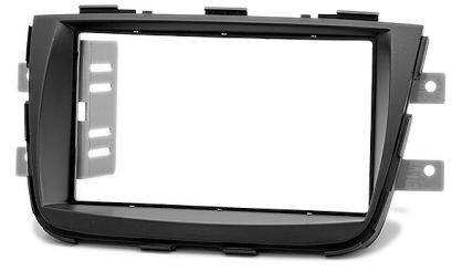 Переходная рамка Kia Sorento - Carav-11-332 (2 Din)