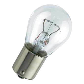 Лампа Philips P21W Long Life Eco Vision (12 В, 55 Вт, P-12498LLECO)