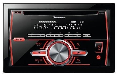 CD/MP3-ресивер Pioneer FH-460UI