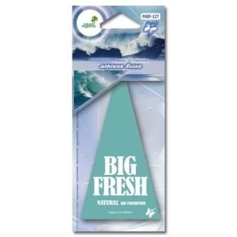 Ароматизатор пластинка Big Fresh PABF-127 (морская волна)