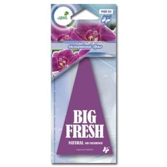 Ароматизатор пластинка Big Fresh PABF-64 (орхидея)