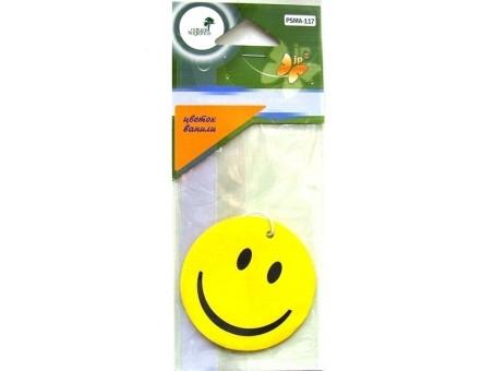 Ароматизатор пластинка Улыбка PSMA-117 (цветок ванили)