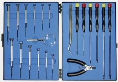 Комплект инструмента для установки замка КПП