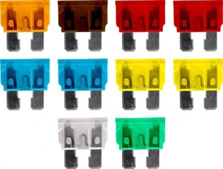 Предохранители флажковые (15 A, голубые, 1шт)