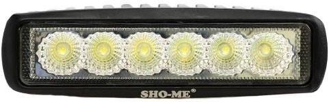 Светодиодная фара Sho-me LC-0318B (рассеянный свет)