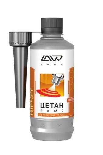 Lavr Ln2112 Цетан Плюс присадка в дизельное топливо (на 40-60л, 310 мл)