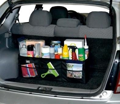 Органайзер PSV 050 Bag (3 отделения, сумка, 72х23х28 см, черная)