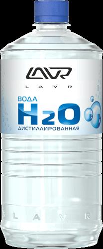 Lavr Ln5001 Вода дистиллированная (1 л)