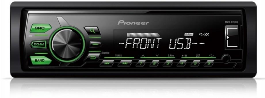 MP3-ресивер Pioneer MVH-07UBG
