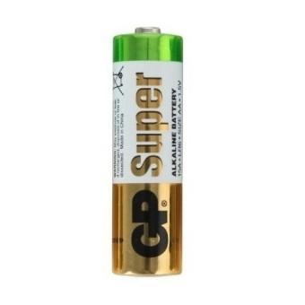 Батарейка АА GP Super (LR6, 1 шт.)