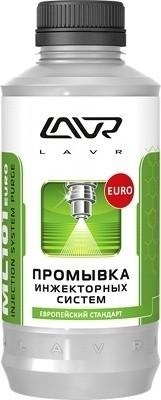 Lavr Ln2007 Промывка инжекторных систем ML101 Euro (1000 мл)