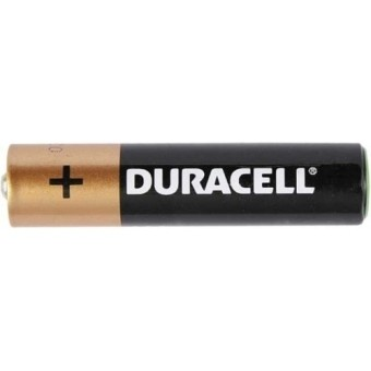 Батарейка ААА Duracell Basic (LR03, 1 шт.)