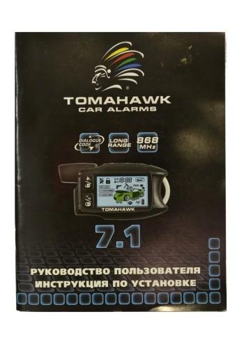Инструкция Tomahawk 7.1