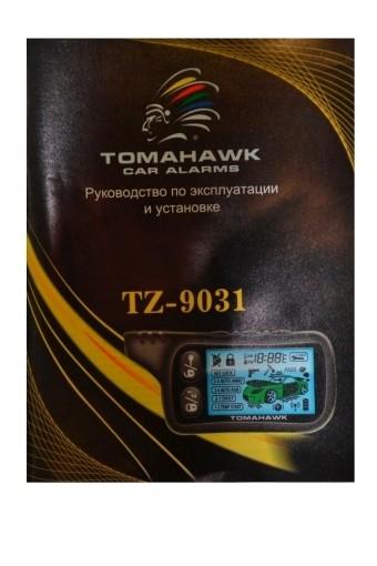 Инструкция Tomahawk TZ-9031
