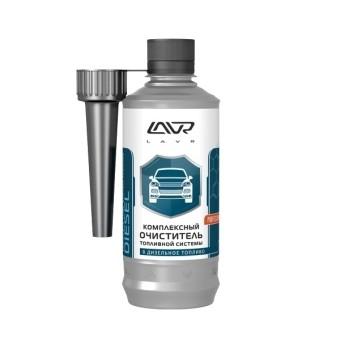 Lavr Ln2124 Очиститель топливной системы присадка в дизельное топливо