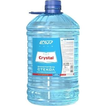Lavr Ln1607 Очиститель стекол универсальный Кристалл (5л)
