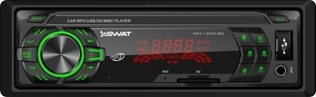 MP3-ресивер Swat MEX-1005UBG