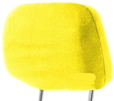 Накидки на подголовник Kegel (2 шт, желтые)