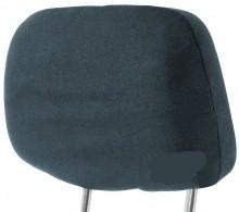 Накидки на подголовник Kegel (2 шт, черные)