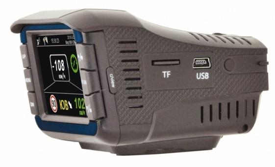 Видеорегистратор с радар-детектором Incar SDR-05