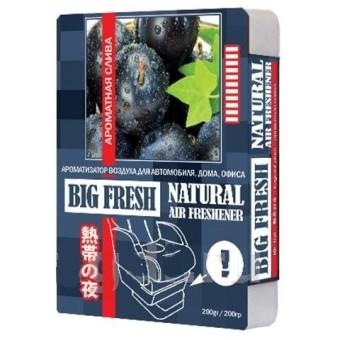 Ароматизатор Big Fresh BF-153 (ароматная слива)