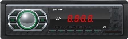 MP3-ресивер Swat MEX-1001UBG