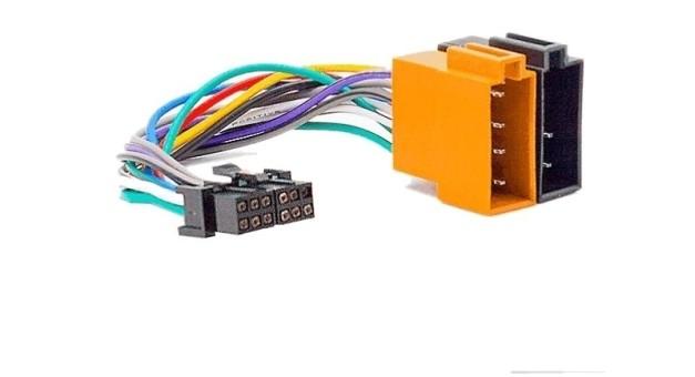 Разъем автомагнитолы LG Carav 15-104