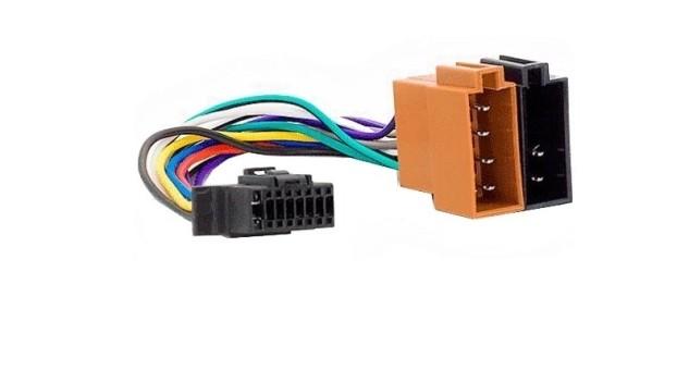 Разъем автомагнитолы Sony Carav 15-110