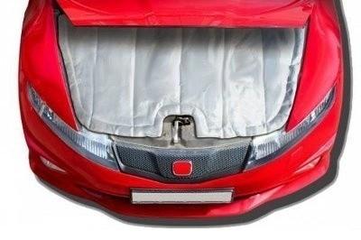 Автомобильные утеплители