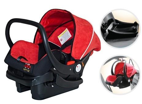 Автокресло детское 0-13кг. Little Car 326 красный