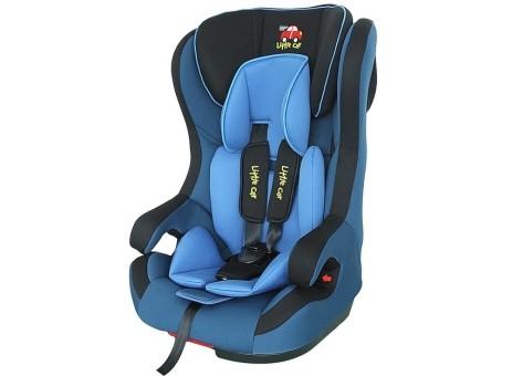 Автокресло детское 9-36кг. Little Car 523 ISOFIX синий