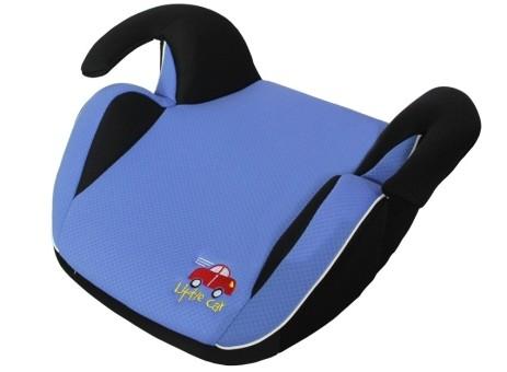 Бустер детский 15-36кг. Little Car LB-311 синий