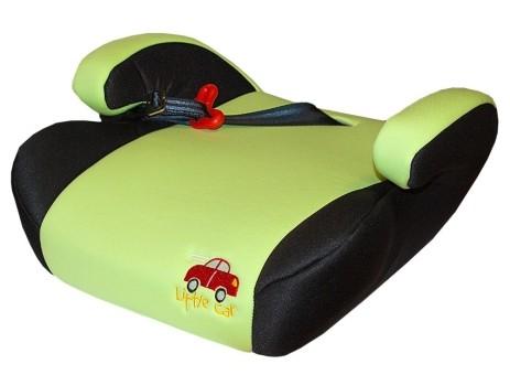 Бустер детский 15-36кг. Little Car LB-781 зеленый
