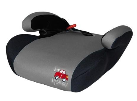 Бустер детский 15-36кг. Little Car LB-781 серый