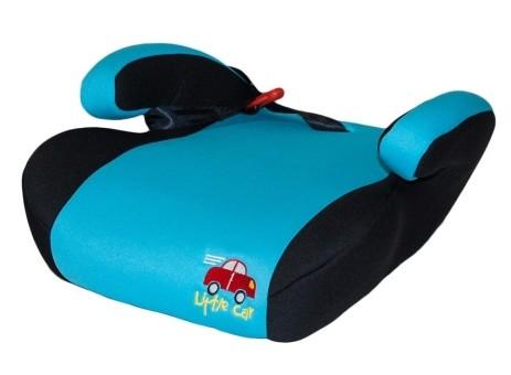 Бустер детский 15-36кг. Little Car LB-781 синий