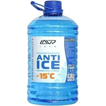 Lavr Ln1307 Жидкость стеклоомывающая (-15, 3,35л)