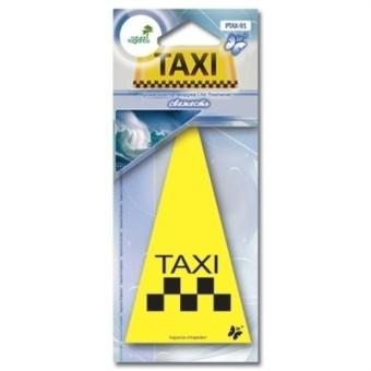 Ароматизатор пластинка Taxi PTAX-91 (свежесть)
