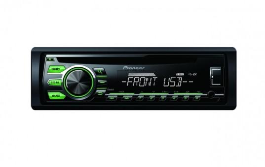 CD/MP3-ресивер Pioneer DEH-1800UBG