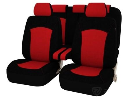 Чехлы PSV Fiesta (Красный) L