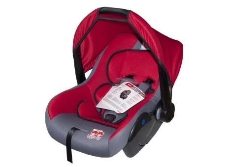 Автокресло детское 0-13кг. Little Car Sweet красный