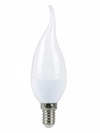 Лампа Smartbuy BXS35 7W 3000K E14 (500 Лм, свеча на ветру)