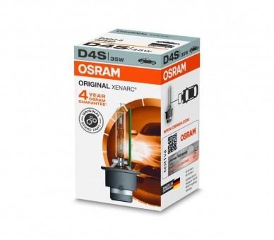 Ксеноновая лампа Osram D4S Xenarc Original 4300K