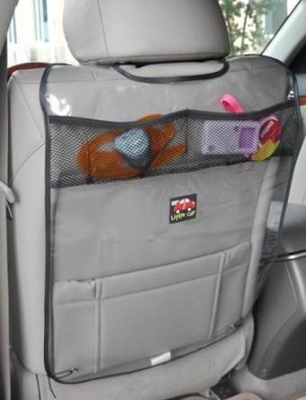 Защита сиденья PSV LittleCar (серый)