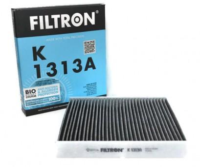 Фильтр салонный Filtron K 1313A (CUK 26 010) угольный