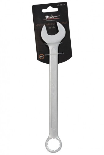 Ключ комбинированный AirLine, 27 мм