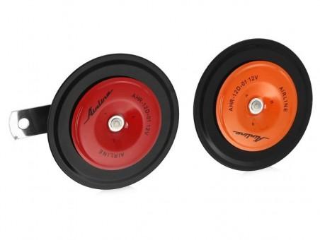 Сигнал звуковой AirLine Low/High дисковый 12В