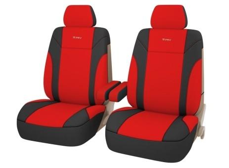 Чехлы PSV Visto Caravan 2 FRONT (Красный) L